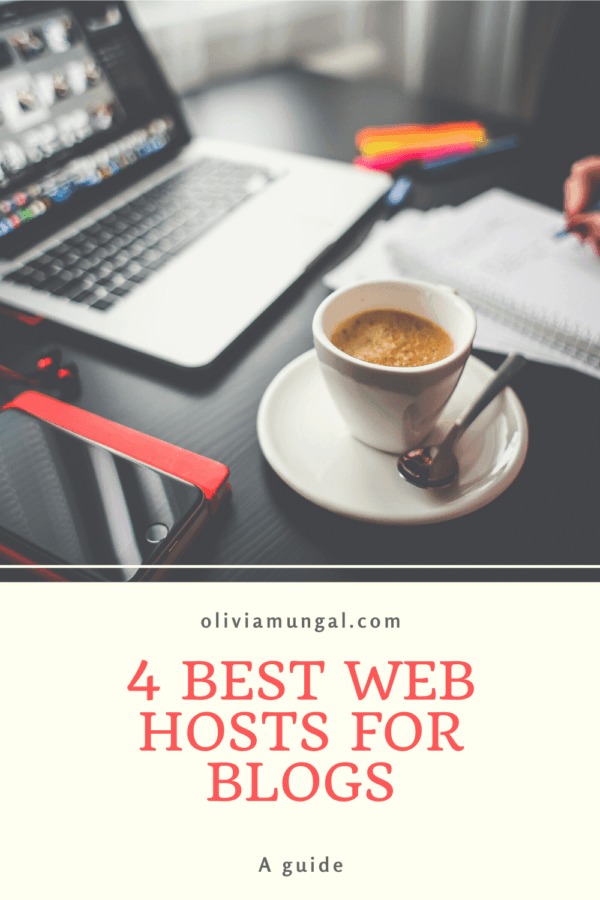 best web hosts for blogs
